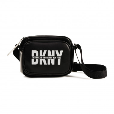 Imitation leather handbag DKNY for GIRL