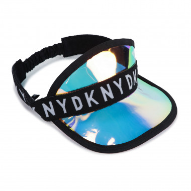 Visor with logo DKNY for GIRL