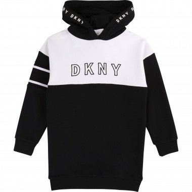 Fleece jumper dress DKNY for GIRL