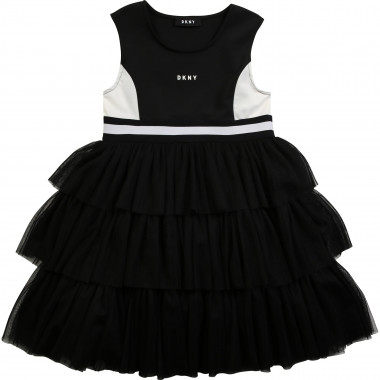 Special occasion frilled dress DKNY for GIRL