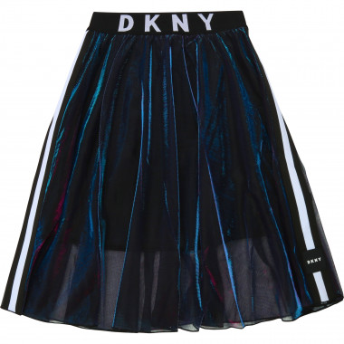 Novelty mesh maxi skirt DKNY for GIRL