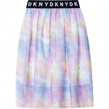 Printed mesh skirt DKNY for GIRL