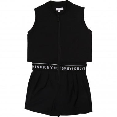 2-in-1 effect playsuit DKNY for GIRL