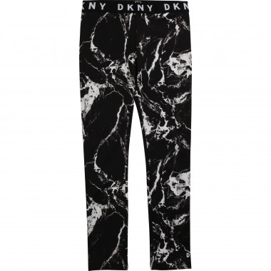 Stretch jacquard leggings DKNY for GIRL