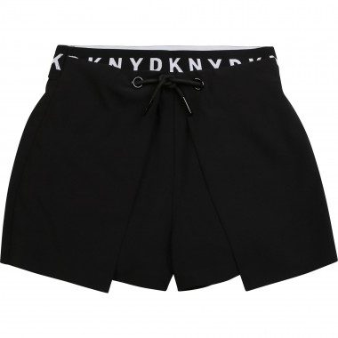 Shorts with tied panels DKNY for GIRL