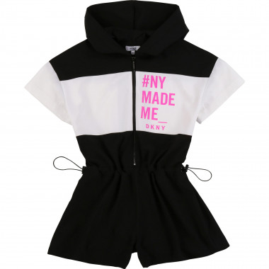 Hooded playsuit DKNY for GIRL