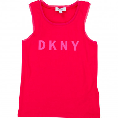 Cotton vest top DKNY for GIRL