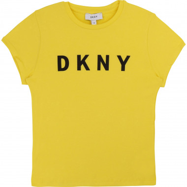 Jersey T-shirt DKNY for GIRL