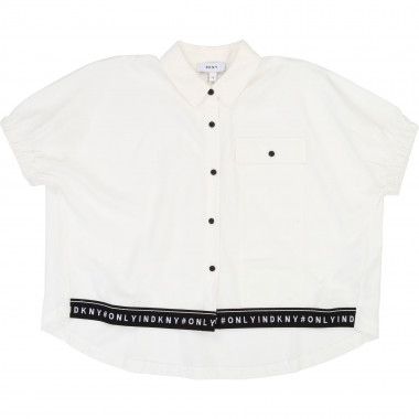 Viscose shirt DKNY for GIRL