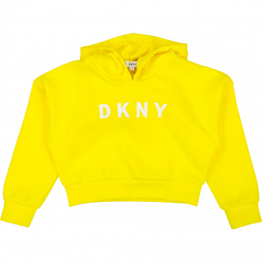 Short sweatshirt DKNY for GIRL
