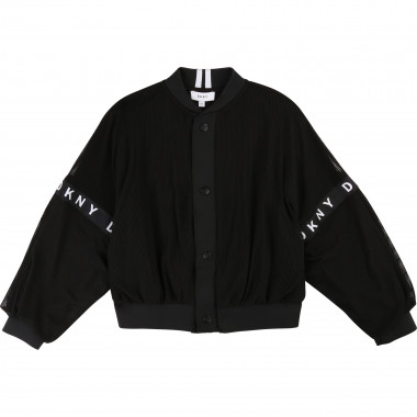 2-in-1 effect cardigan DKNY for GIRL