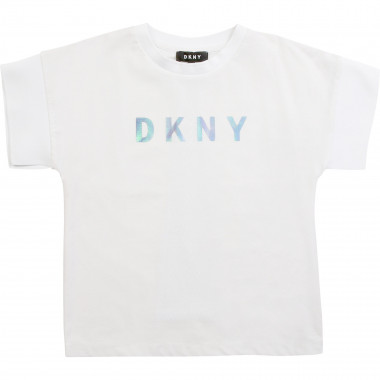 FANCY T-SHIRT DKNY for GIRL