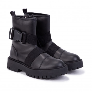 Ankle boots with buckle DKNY for GIRL