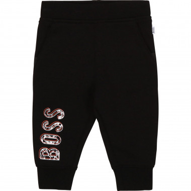 Joggers with logo BOSS for BOY