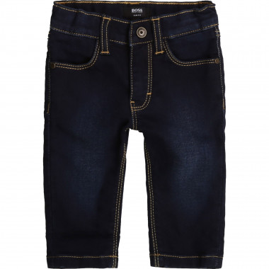 Jeans with adjustable waist BOSS for BOY