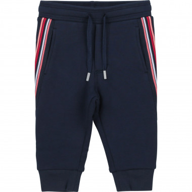 Jogging bottoms with pockets BOSS for BOY