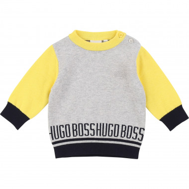 Tricot jumper BOSS for BOY