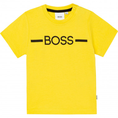 Short-sleeved T-shirt BOSS for BOY