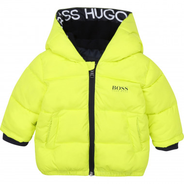 Waterproof parka BOSS for BOY