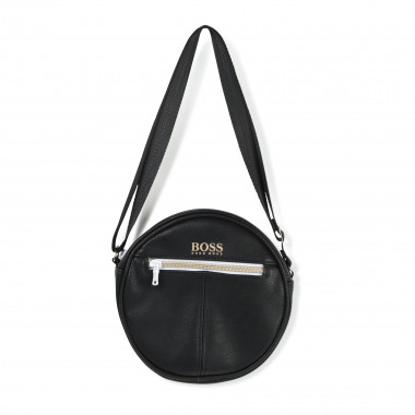 Round leather crossbody bag BOSS for GIRL