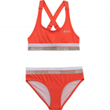Two-piece bathing suit BOSS for GIRL