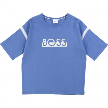 T-shirt with 3/4 sleeves BOSS for GIRL
