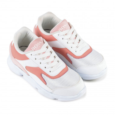 Lace-up trainers BOSS for GIRL