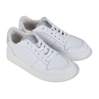 Leather trainers BOSS for GIRL