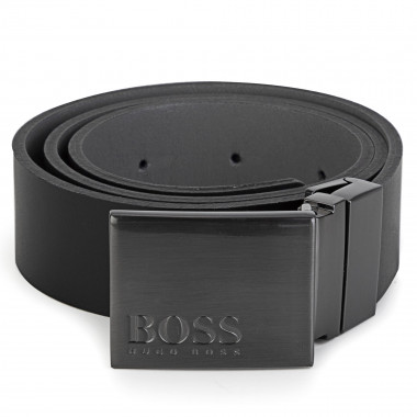 Reversible 2-buckle belt BOSS for BOY