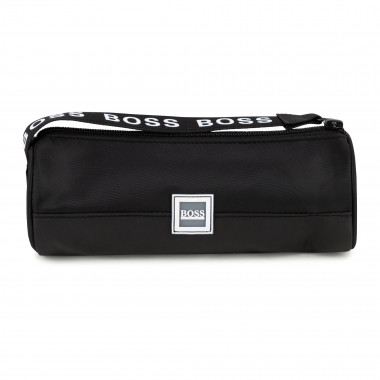 Zipped lined pencil case BOSS for BOY