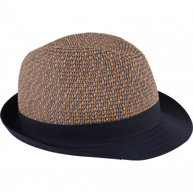 Borsalino straw hat BOSS for BOY