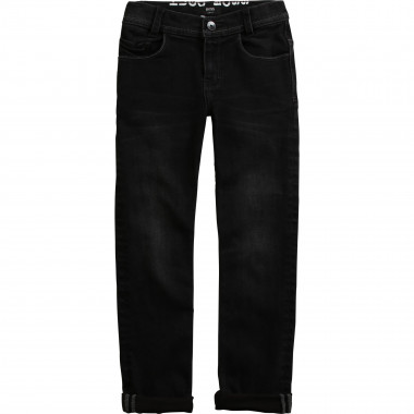 Slim-fit denim trousers BOSS for BOY