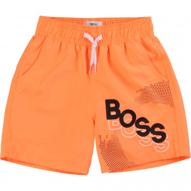 Polka dot board shorts BOSS for BOY