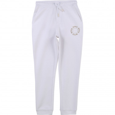 Jersey jogging trousers BOSS for BOY