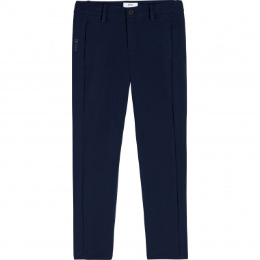 Trousers with pockets BOSS for BOY
