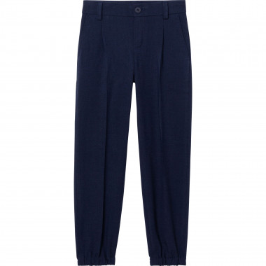 Serge suit trousers BOSS for BOY