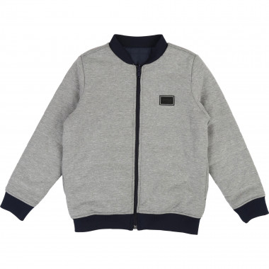 REVERSIBLE CARDIGAN BOSS for BOY