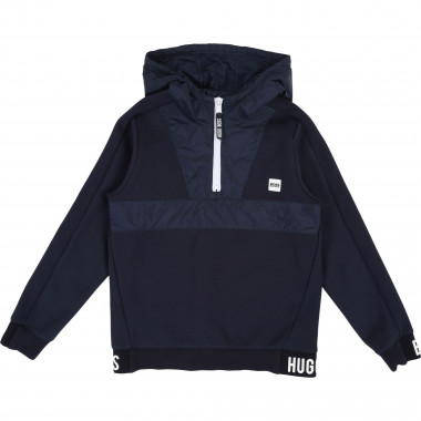 HOODED SWEATSHIRT BOSS for BOY