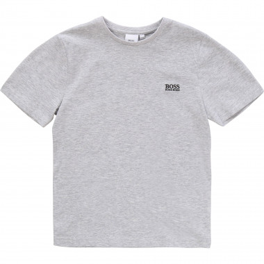 Regular T-shirt 100% cotton BOSS for BOY