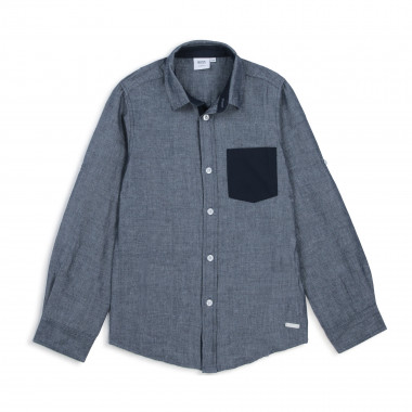 Long-sleeved shirt BOSS for BOY