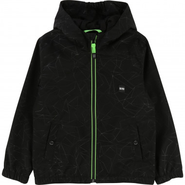Coated windbreaker BOSS for BOY