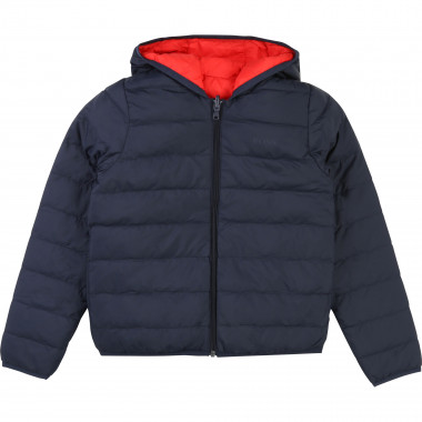 Water-resistant down jacket  for