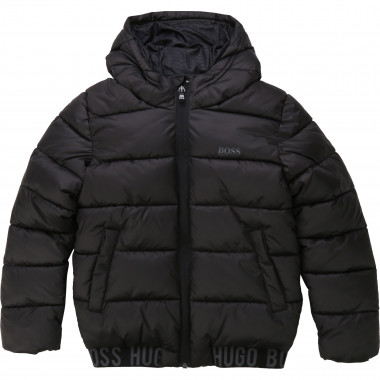 Water-resistant winter jacket BOSS for BOY