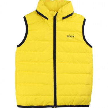 Sleeveless winter parka BOSS for BOY