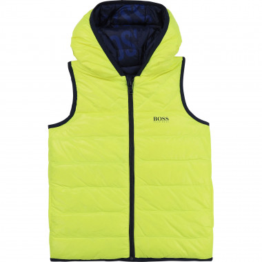 Reversible down jacket BOSS for BOY