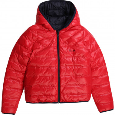 Reversible puffer jacket BOSS for BOY