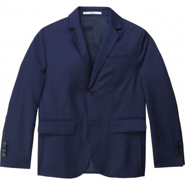 Wool suit jacket BOSS for BOY