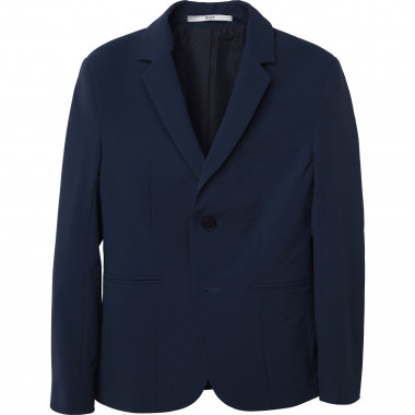 Twill suit jacket BOSS for BOY