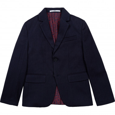 Stretch suit jacket BOSS for BOY