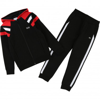 Fleece jogging set BOSS for BOY